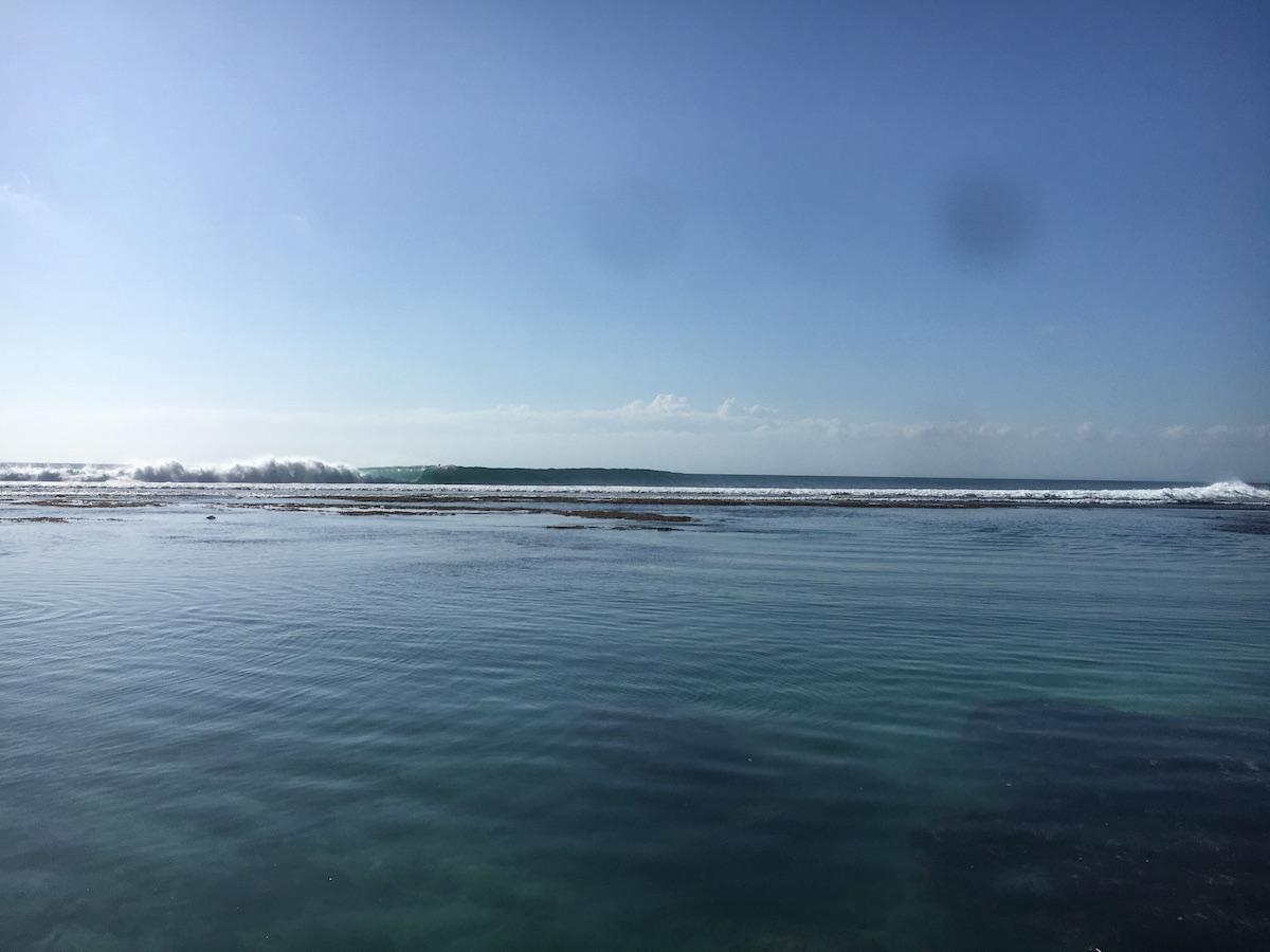 実際の波の大きさも体感でき、上から見た時よりも迫力を感じられることでしょう。