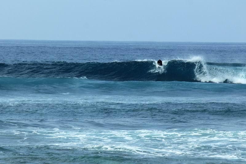 アップで見るとこんな感じです。ダンパーの波も入ってくるのでしっかりと肩が切れている波を選んで乗りましょう。